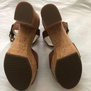 Michael Kors pipa platform sandals